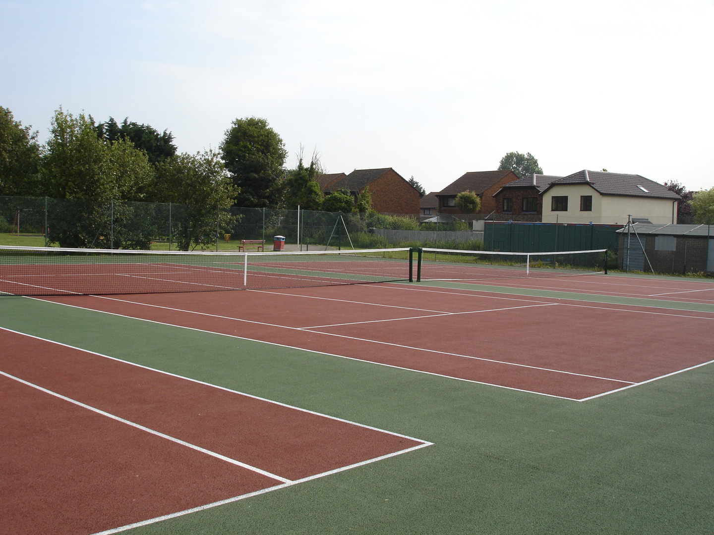Surfaces Tennis Courts In West Sussex East Susses And